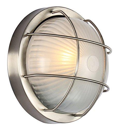 Roestvrij staal aluminium buiten schot wand/plafond licht