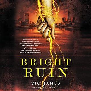 Page de couverture de Bright Ruin