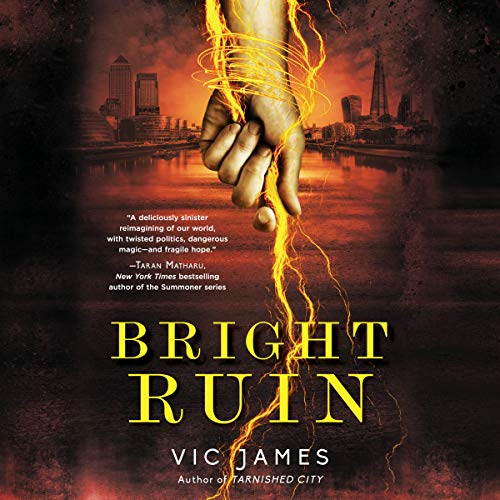 Bright Ruin audiobook cover art