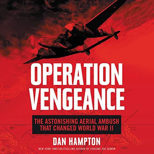 Operation Vengeance cover art