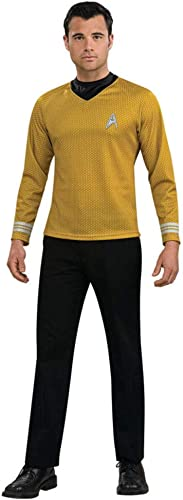 Horror-Shop Star Trek Captain Kirk Kostüm S