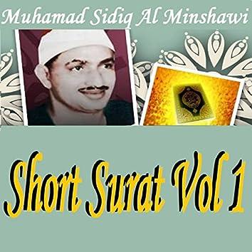 Short Surat, Vol. 1 (Quran)