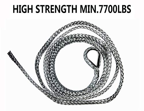 Sale!! A-FUN Synthetic Plow Lift Rope 68560 SGS Report