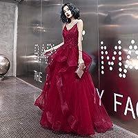 Aライン カクテルドレス カラー ドレス フォーマル パーティードレス マーメイド ミディアム ウェディング ドレス レディース aruka_seija2-1 5XL パープル