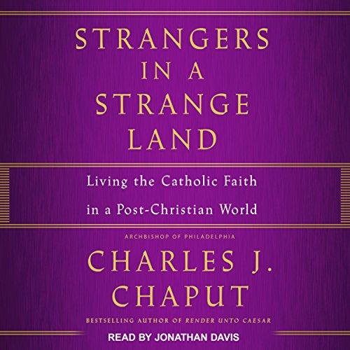 Strangers in a Strange Land audiobook cover art