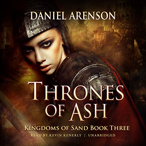 Thrones of Ash audiobook cover art