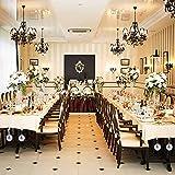 Tuxuzal 4er Set Tischdeckenbeschwerer für draußen Tischtuchklammern Tischtuchbeschwerer mit Klemmkraft Tischdeckenbeschwerer Vorhang Beschwerer Tischdecken Gewichte Runde Kugel - 6