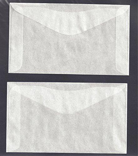 1,000 Glassine Envelopes #3