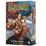 Fantasy Flight Games-La Hoja Dorada-Pack de Aventuras runebound-español, Color (FFRBD04)...