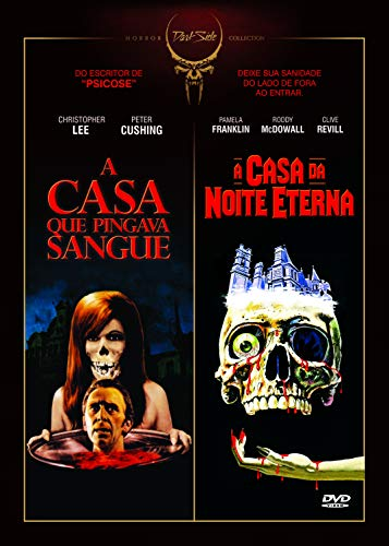 Dark Side 1 (A Casa da Noite Eterna + A Casa que Pingava Sangue)