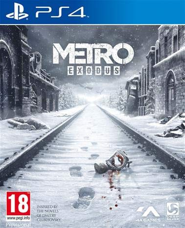 Metro Exodus PS4 - PlayStation 4