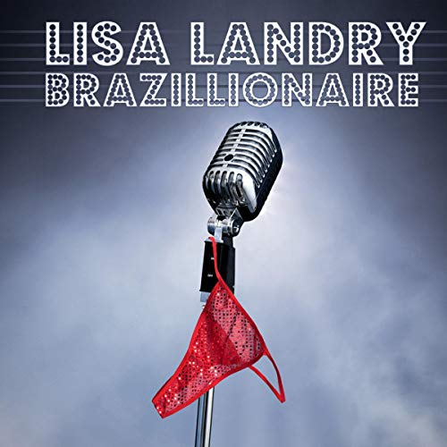 Brazillionaire audiobook cover art
