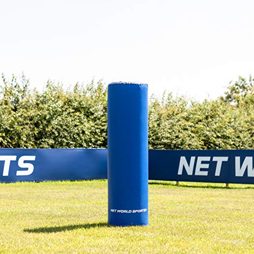 Net World Sports Forza Full Height Football Tackle Dummies (Five Sizes) | Football Tackling Dummies Football Equipment | Football Training Equipment | Football Gear for Practice (Junior)
