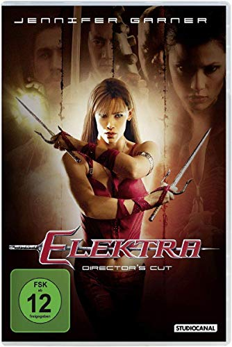 Elektra 2005 Edizione: Stati Uniti USA Blu-ray: Amazon.es ...