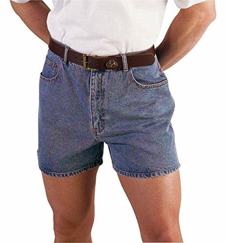 Jeans korte broek heren maat50