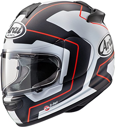 Preisvergleich Produktbild Arai Helm Axces III Line Red,  Größe S