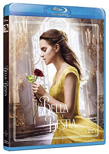 La Bella e La Bestia - Live Action edizione 2021 ( Blu Ray)