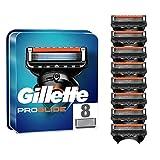 Gillette ProGlide Cuchillas de Afeitar Hombre, Paquete de 8 Cuchillas de Recambio