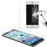Kobert - Goods Hartglas Folie Schutzglas Displayschutz Folie aus gehärtetem Glas 0,3mm dünn für iPhone 6 4,7' Zoll