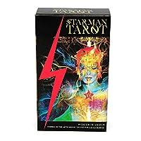 78シートStarman Tarot、カードゲーム、ダビデ・デエスミス・カードゲーム、タロット・キットE、首尾