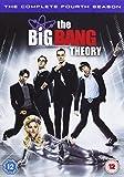 The Big Bang Theory : The Complete Fourth Season (3 Dvd) [Edizione: Regno Unito] [Reino Unido]