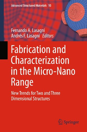 Fabrication and Characterization in the Micro-Nano Range: New Trends for Two and Three Dimensional Structures