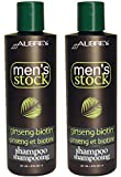 Men's Stock Ginseng Biotin Shampoo-2 Pack