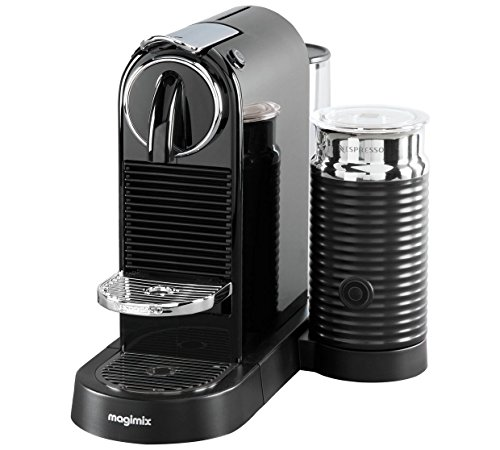 Nespresso 11317 Coffee CitiZ Machine - Black