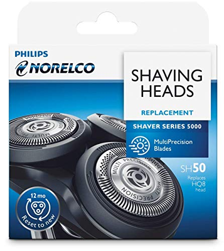 Norelco Replacement Blade Heads - Parts for PT720, PT724, PT730, AT810, AT830 PowerTouch Electric Shaver Razor