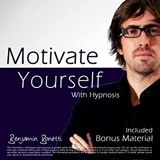 Motivate Yourself within 40 Minutes with Hypnosis cover art