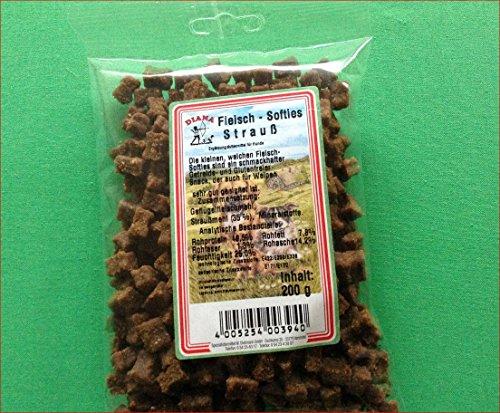 Diana Fleisch-Softies Strauß 200 g Hunde-Leckerli Getreide und Glutenfreier