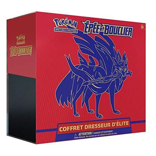 Pokémon Coffret Dresseur d'Elite
