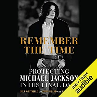 Remember the Time audiobook cover art