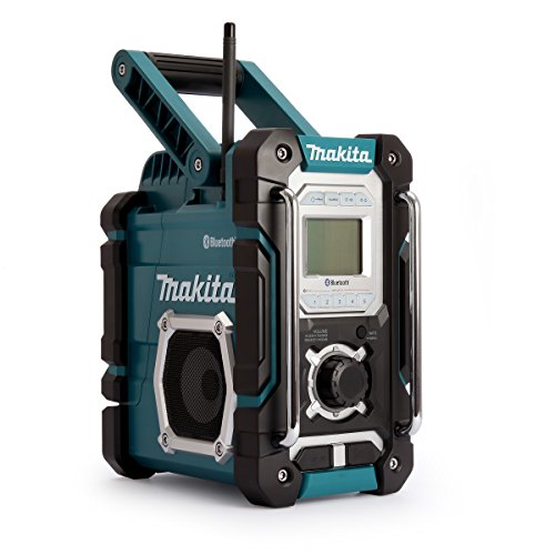 MAKITA DMR108 - Radio a batería 7,2-18V Bluetooth