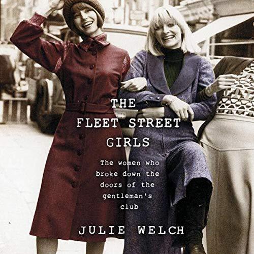 The Fleet Street Girls cover art