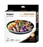 Whirlpool AVM305 Piatto Crisp grande per forno a microonde...