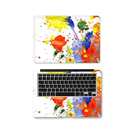 Top Skin - Adhesivo para ordenador portátil (11, 12, 13, 15 pulgadas, para MacBook Air THINKPAD/ASUS/Dell/HP, 19 a 15 pulgadas)