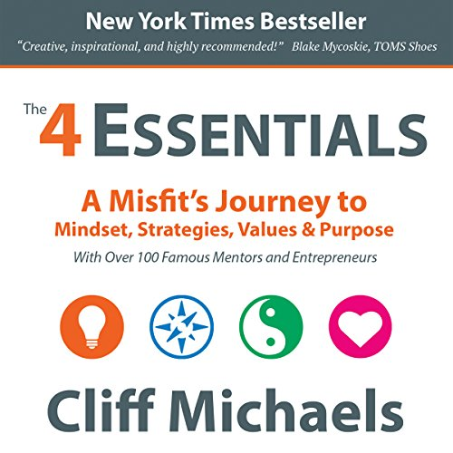 The 4 Essentials audiobook cover art