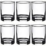 Rink Drink Bicchiere da Shot/liquore - 65 ml - Confezione Regalo - 6 Pezzi