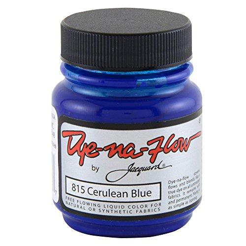 Jacquard Dye-Na-Flow 2.25 OZ Cerulean Blue