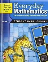Everyday Mathematics, Grade 2: The University of Chicago School Mathematics Project, Student Math Journal