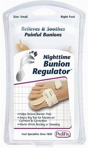 Pedifix Bunion Soft Splint (Small for Right Foot)