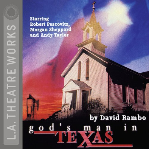 God's Man in Texas audiobook cover art