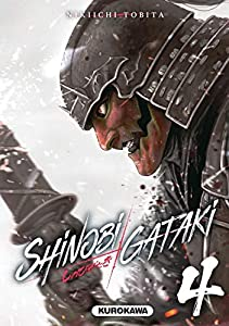 Shinobi Gataki Edition simple Tome 4