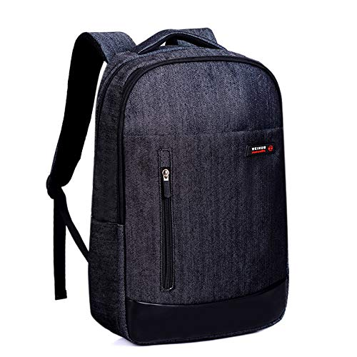 Travel Laptop Backpack, Business Anti-Theft Work Computer Backpack with USB Charging Port, Water-Resistant Leisure Backpack College and Middle School Student School Bag 14 inches -15 inches