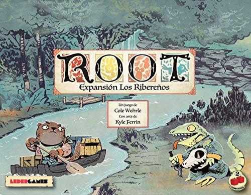 2Tomatoes Games Root-Expansión los Rivereños (2 Tomatoes 8437016497395): Amazon.es: Juguetes y juegos