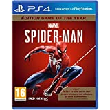 Marvel's Spider-Man pour PS4 - Edition Game Of The Year (GOTY) [Edizione: Francia]
