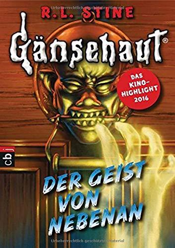 Gänsehaut - Der Geist von nebenan (Die Gänsehaut-Reihe, Band 3)
