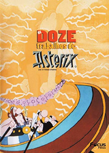 Os Doze Trabalhos De Asterix