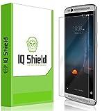 IQ Shield Screen Protector Compatible with ZTE Axon 7 Mini LiquidSkin Anti-Bubble Clear Film
